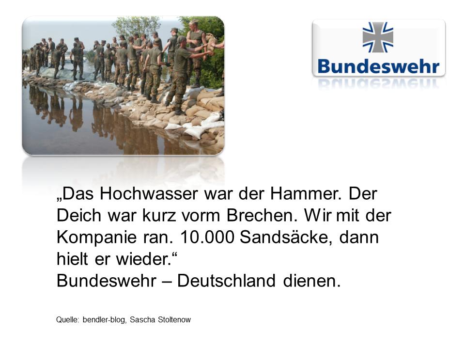 Bundeswehr Nachwuchswerbung 4