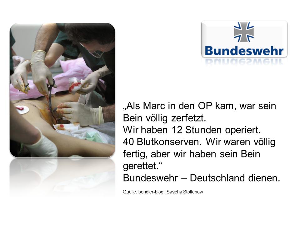 Bundeswehr Nachwuchswerbung 5