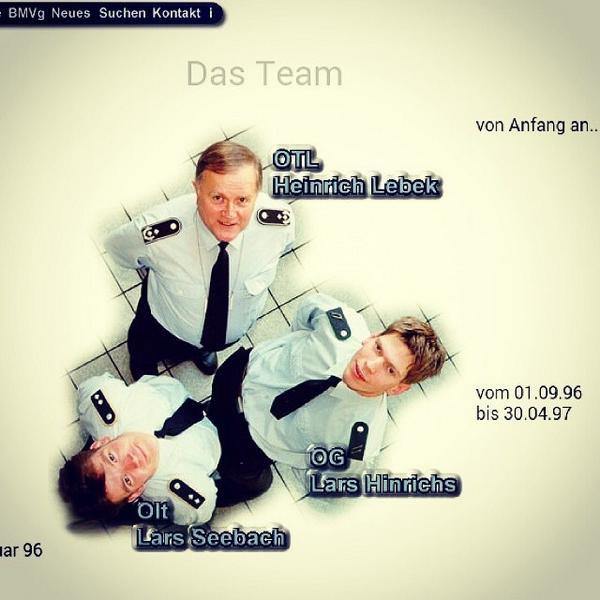Bundeswehr Internet-Redaktion 1996